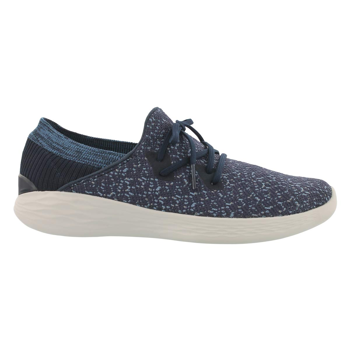 Lds You Exhale navy slip on sneaker