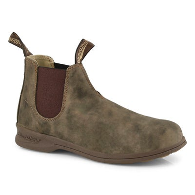 Unisex Active Range brown twin gore boot