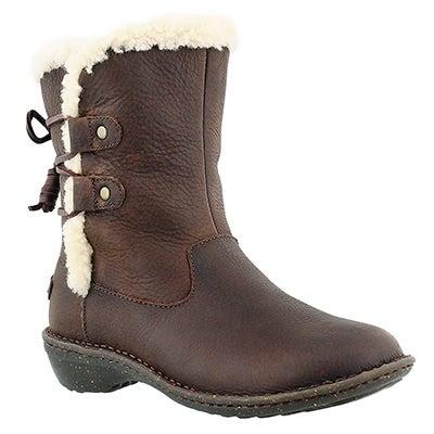 UGG Australia Bottes d'hiver AKADIA, peau de mouton stout, femme