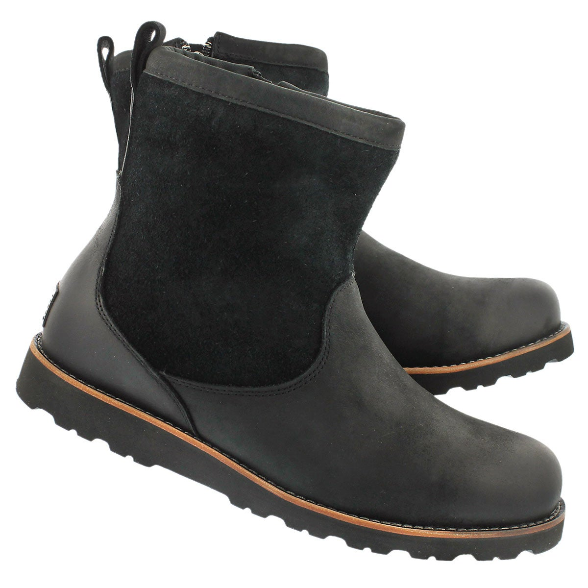 Mns Hendren TL blk wtpf lthr winter boot