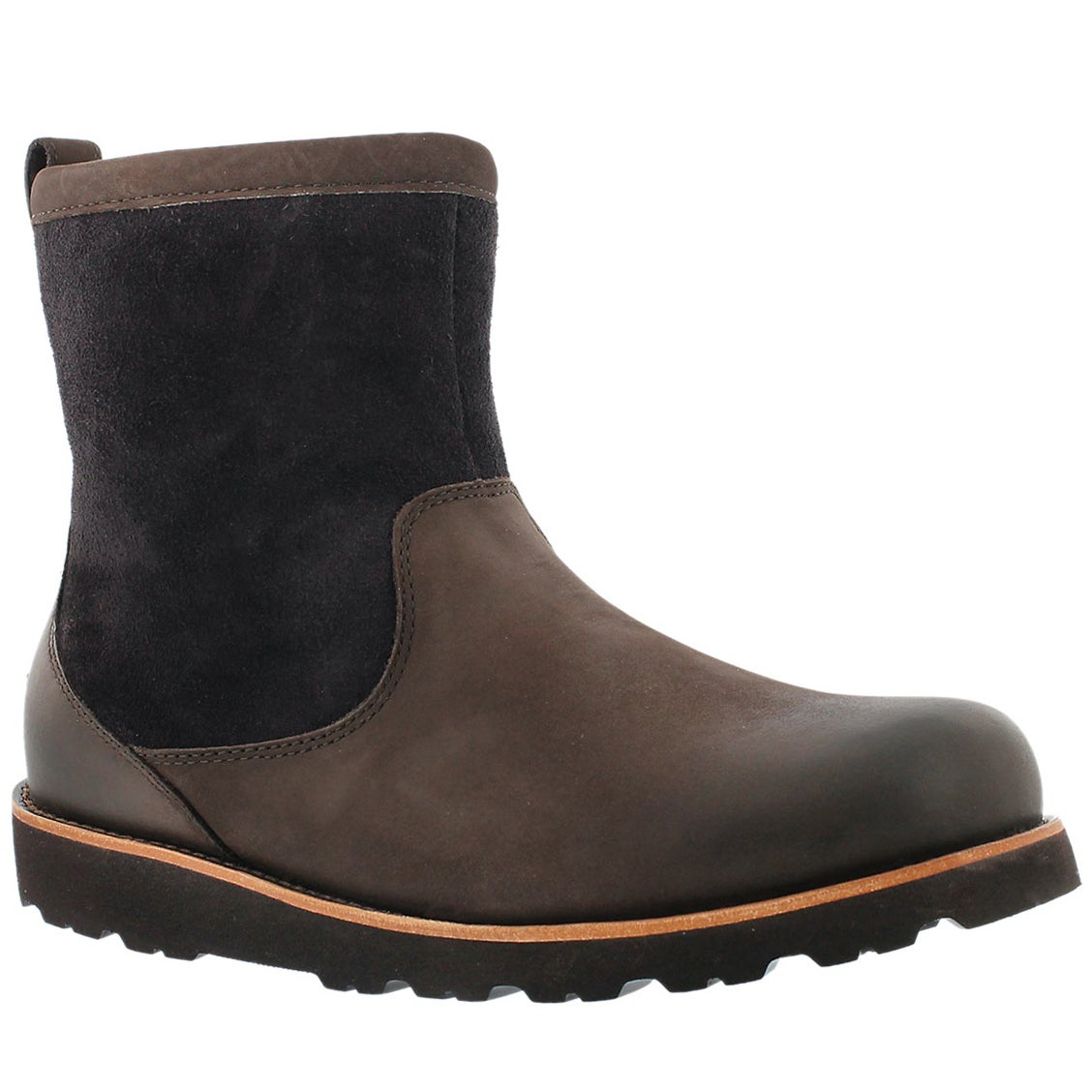 Mns Hendren TLstt wtpf lthr winter boot