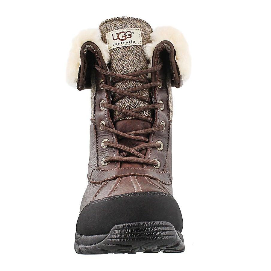 Mns Butte stout sheepskin boot