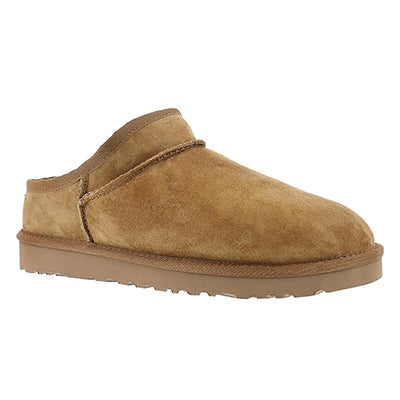 UGG Australia Women's CLASSIC chestnut sheepskin slippers