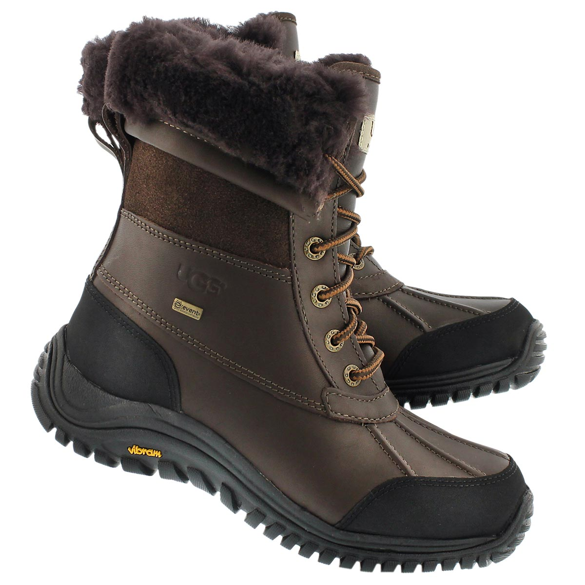 Lds Adirondack II obsidian winter boot