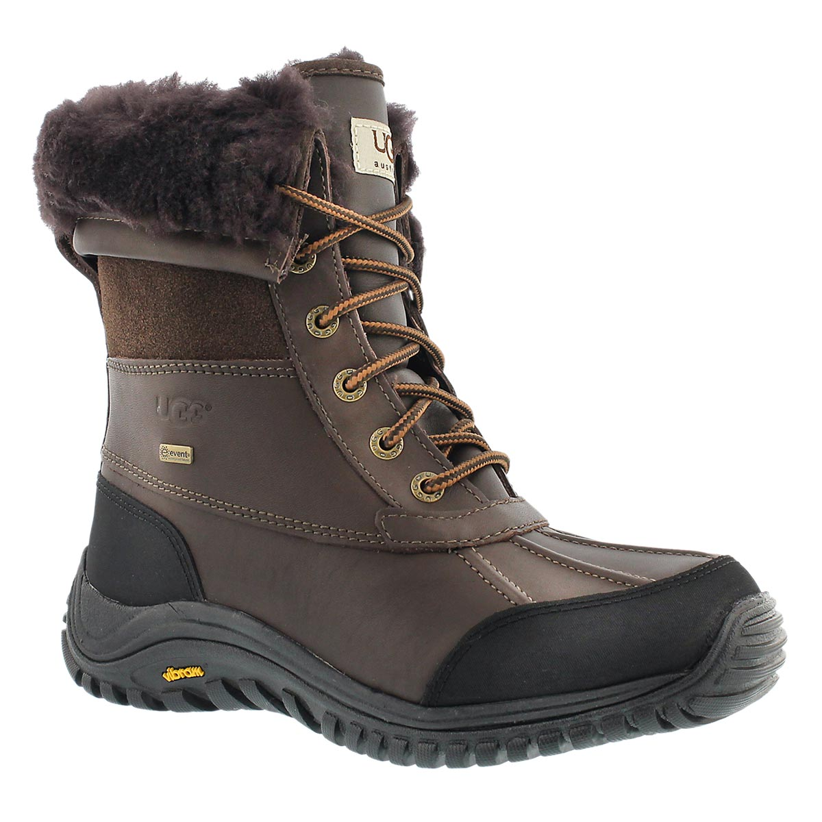 Women's ADIRONDACK II obsidian winter boots
