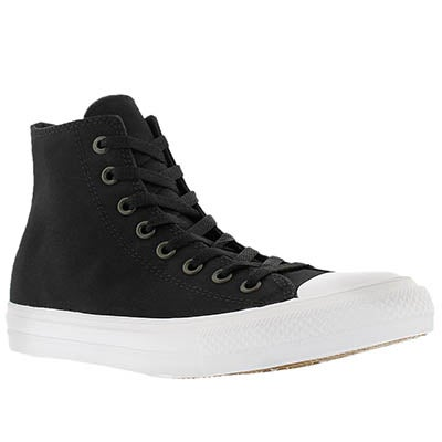Converse Men's CHUCK II VIZ FLOW black hi tops