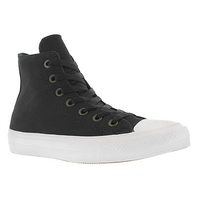 Converse Women's CHUCK II VIZ FLOW black hi tops