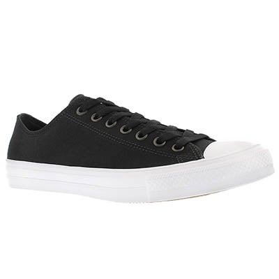 Converse Men's CHUCK II VIZ FLOW black sneakers