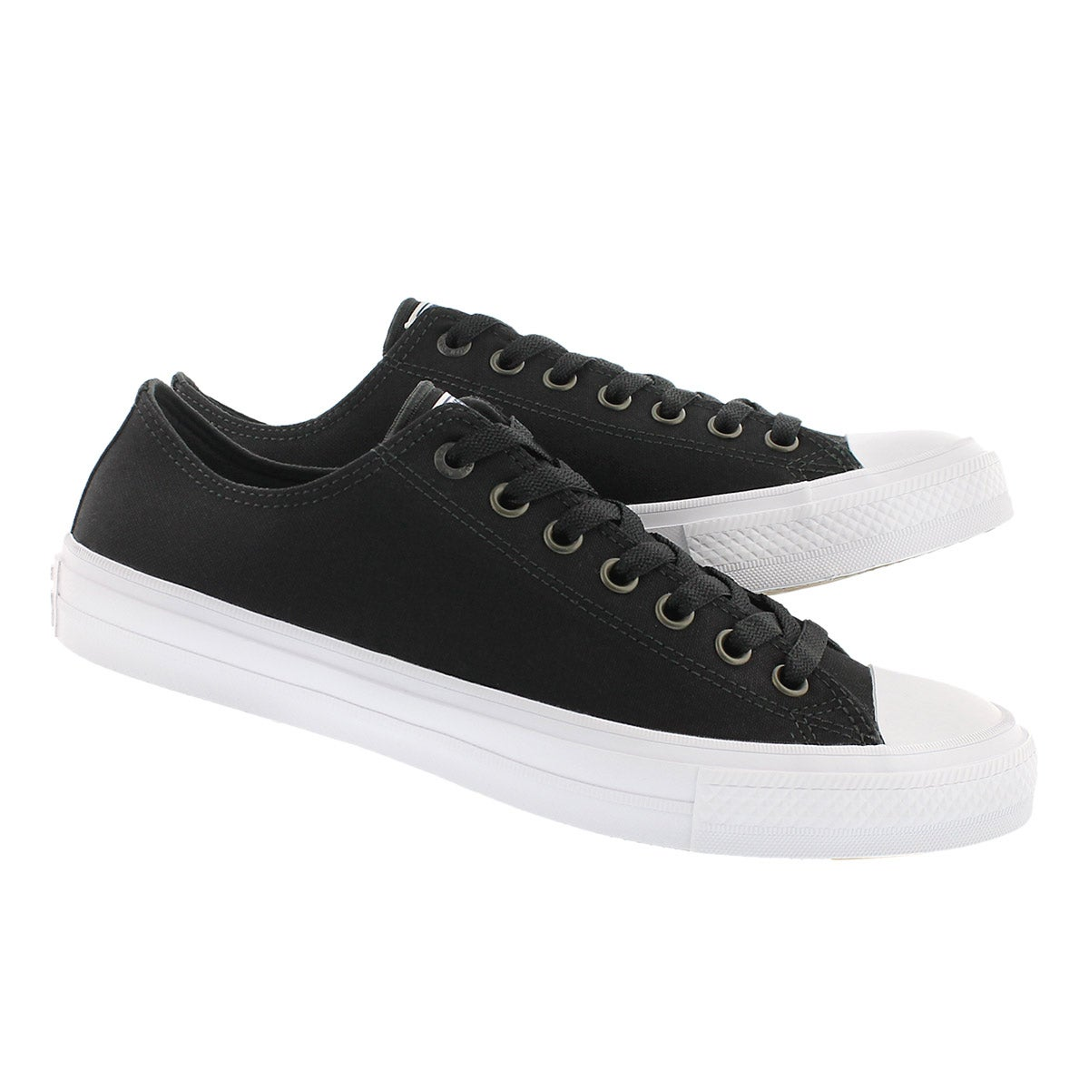 Mns Chuck II Viz Flow black sneaker