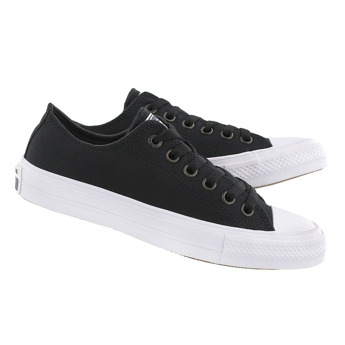Lds Chuck II Viz Flow black sneaker