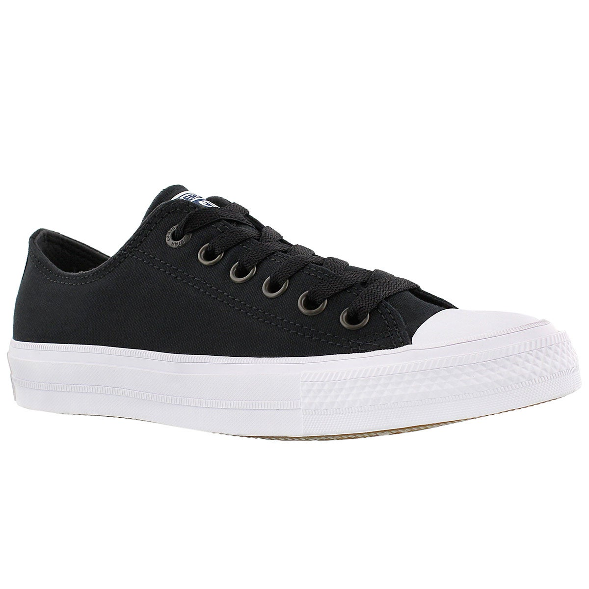 Women's CHUCK II VIZ FLOW black sneakers