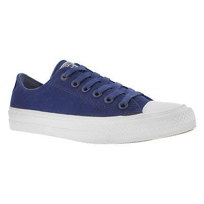 Converse Women's CHUCK II VIZ FLOW bluebell sneakers