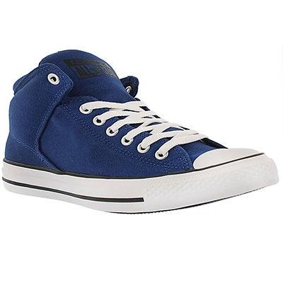 Converse Men's CT ALL STAR HIGH STREET CANVAS blue hi tops