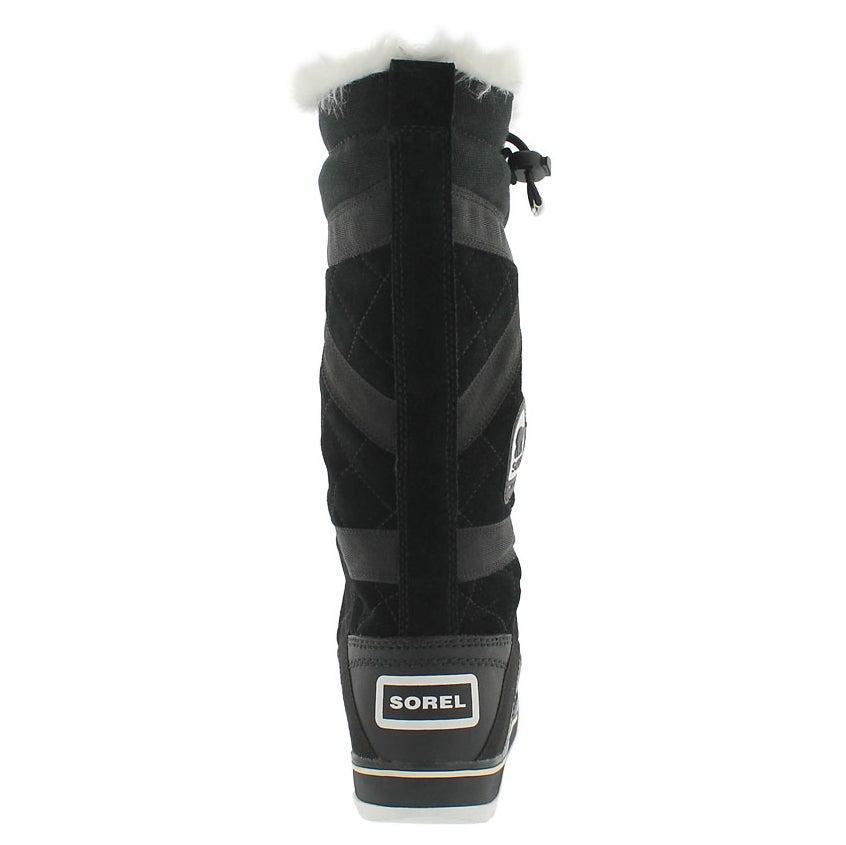 Botte d'hiver Glacy Explorer, noir, fem
