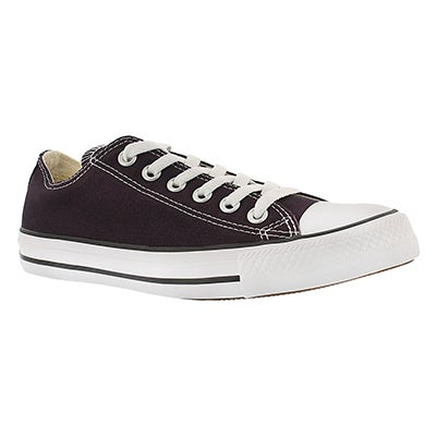 Lds CT All Star Seasonal blk chry oxford