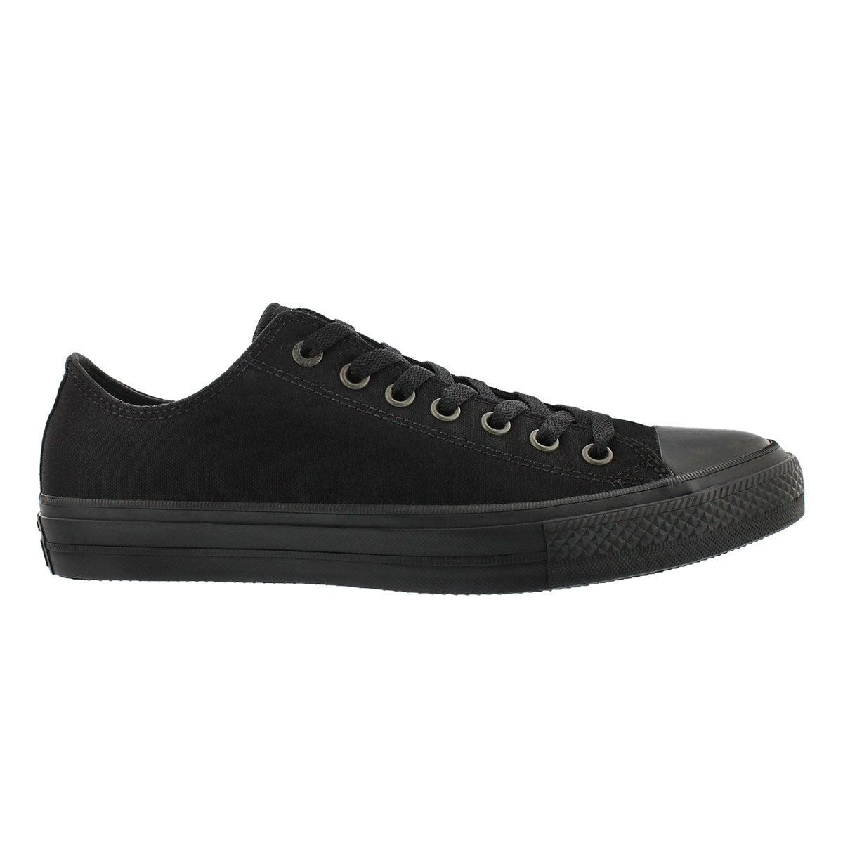 Mns Chuck II Viz Flow blk mono sneaker