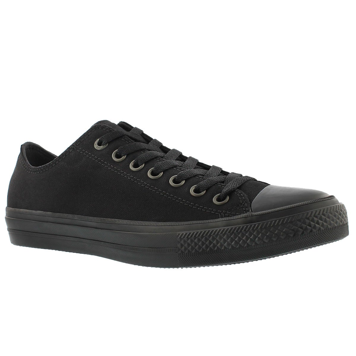 Men's CHUCK II VIZ FLOW black mono sneakers