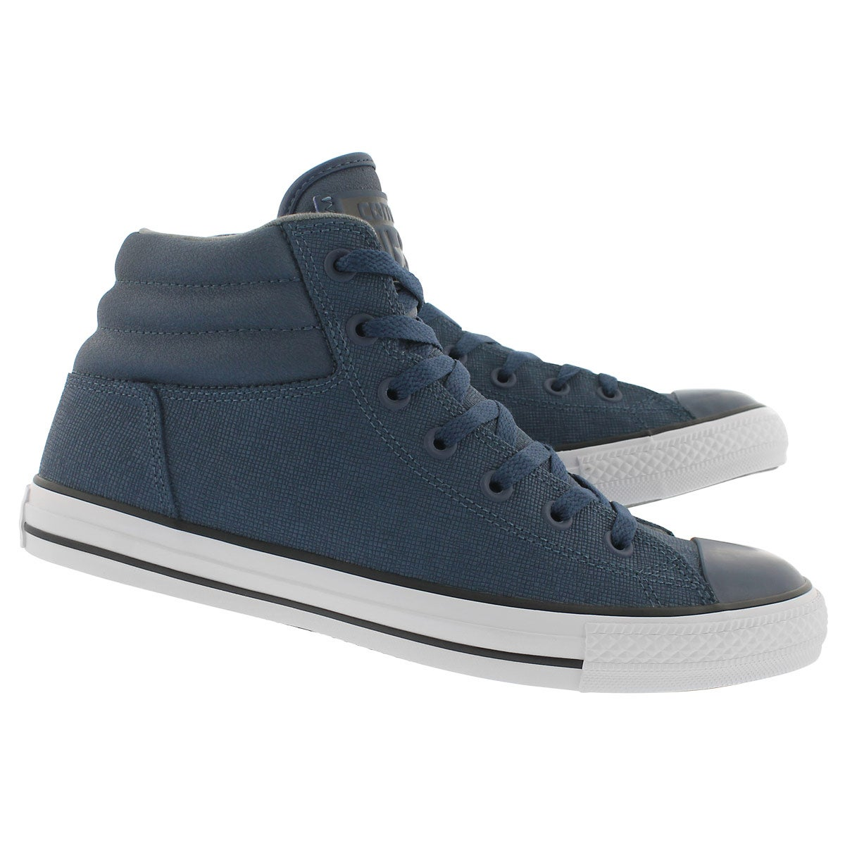 Mns CT A/S Fresh navy hi top sneaker