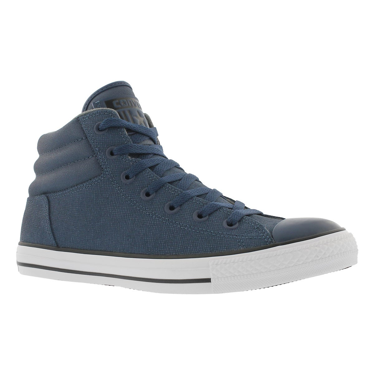 Men's CT ALL STAR FRESH navy hi top sneakers