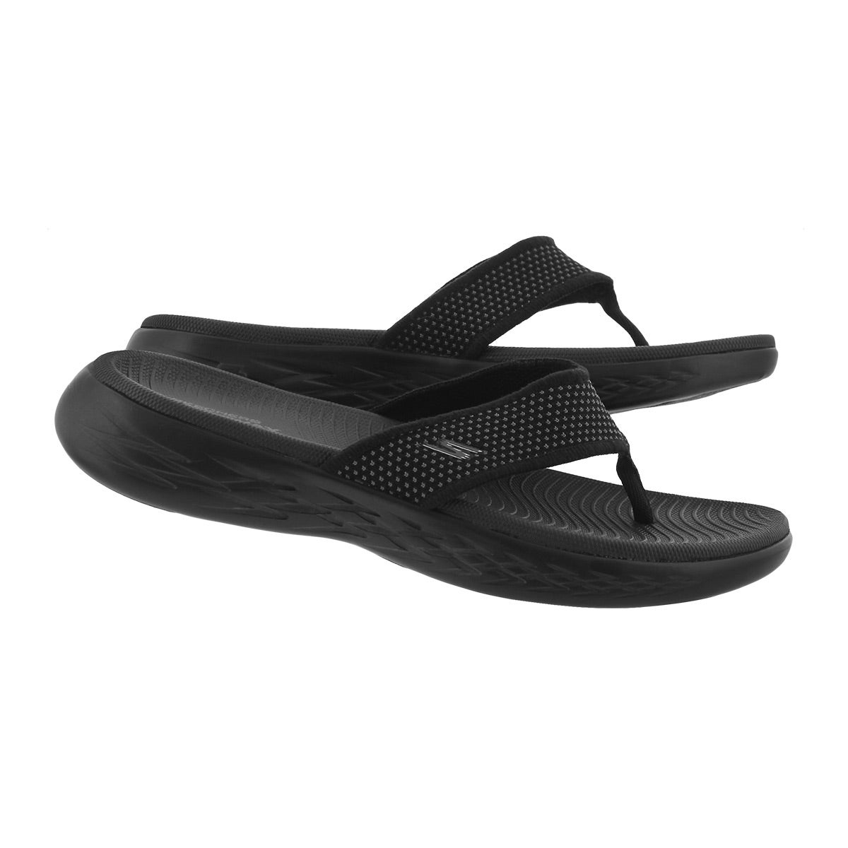 Lds On-The-Go 600 blk flip flop sndl