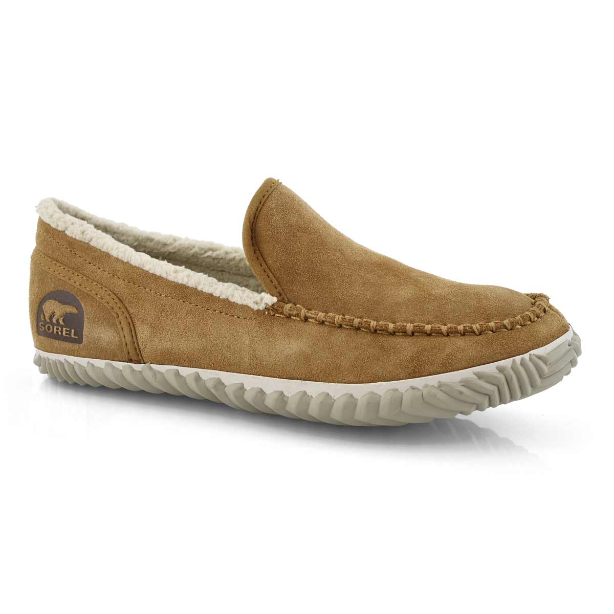 Mns Dude Moc elk slipper