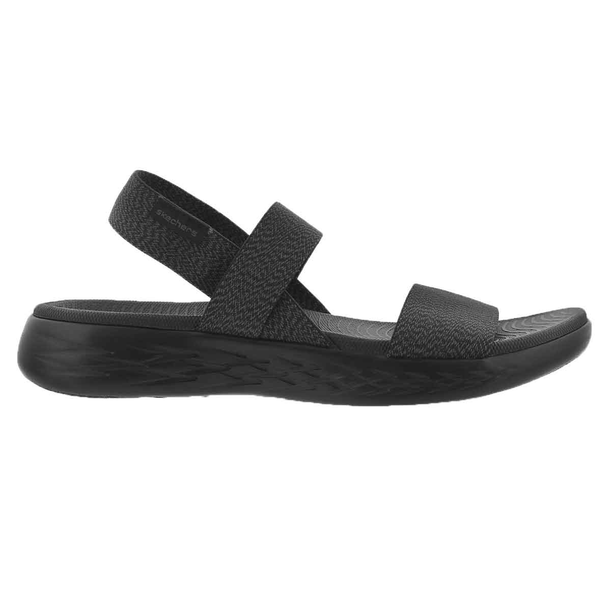 Lds On-The-Go 600 Ideal blk sport sandal