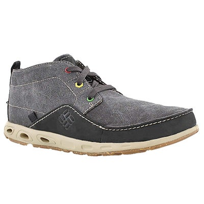 Columbia Men's SUNVENT CHUKKA shark casual boots