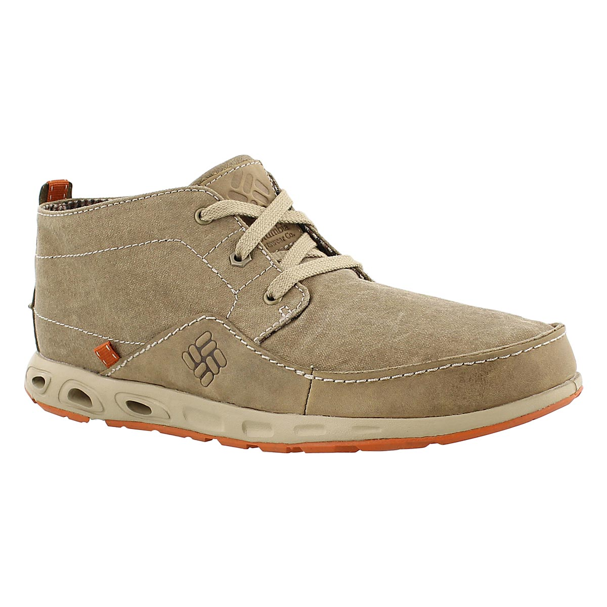 Mns Sunvent Chukka flax casual boot
