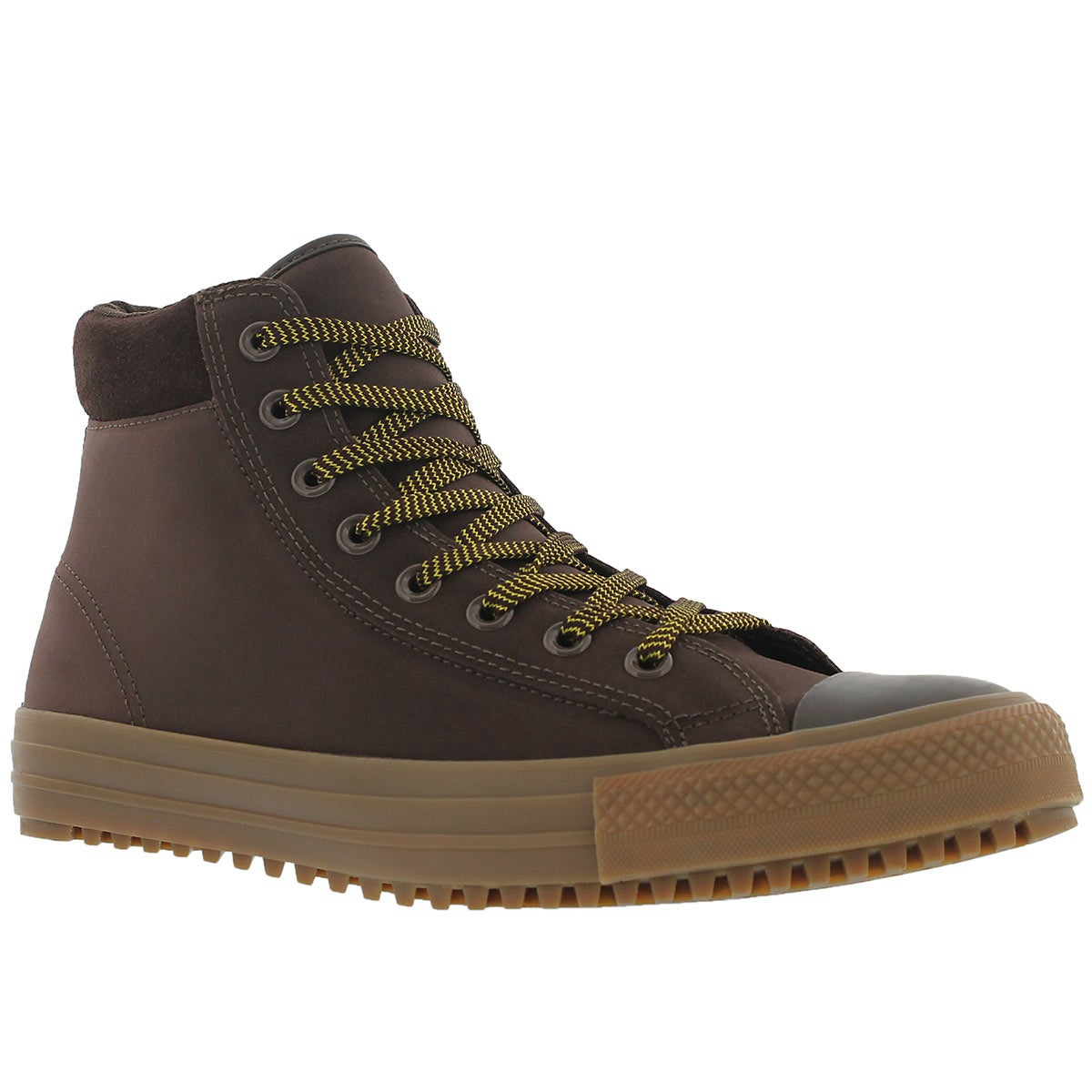 Bottines CT A/S CONVERSE PC C, cuir brun, hommes
