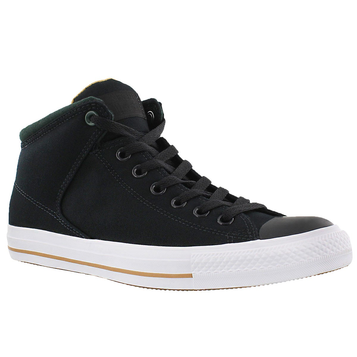 Mns CT A/S High Street black mid sneaker