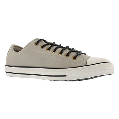 Converse Men's CT ALL STAR LEATHER taupe sneakers