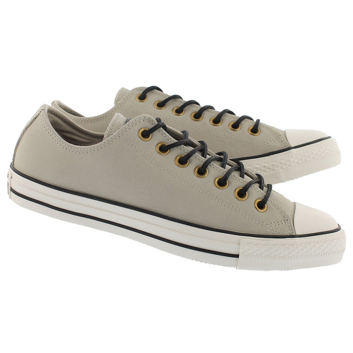 Mns CT A/S Leather Ox taupe sneaker