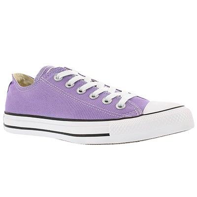 Converse Women's CT ALL STAR SEASONAL frozen lilac sneakers