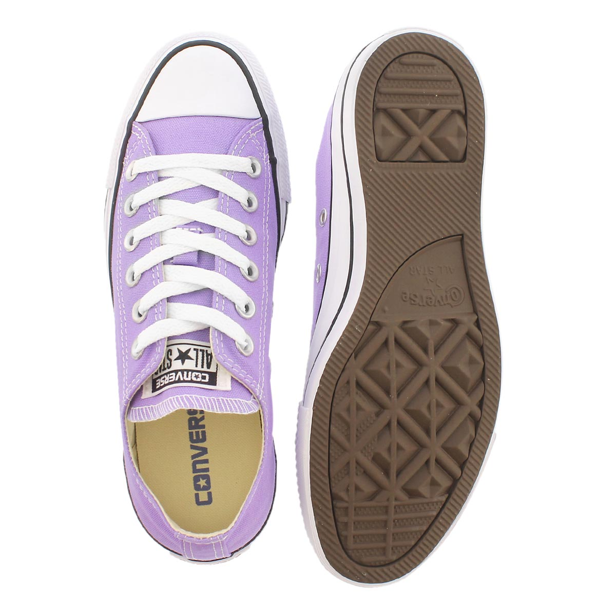 Lds CT A/S Seasonal frzn lilac sneaker