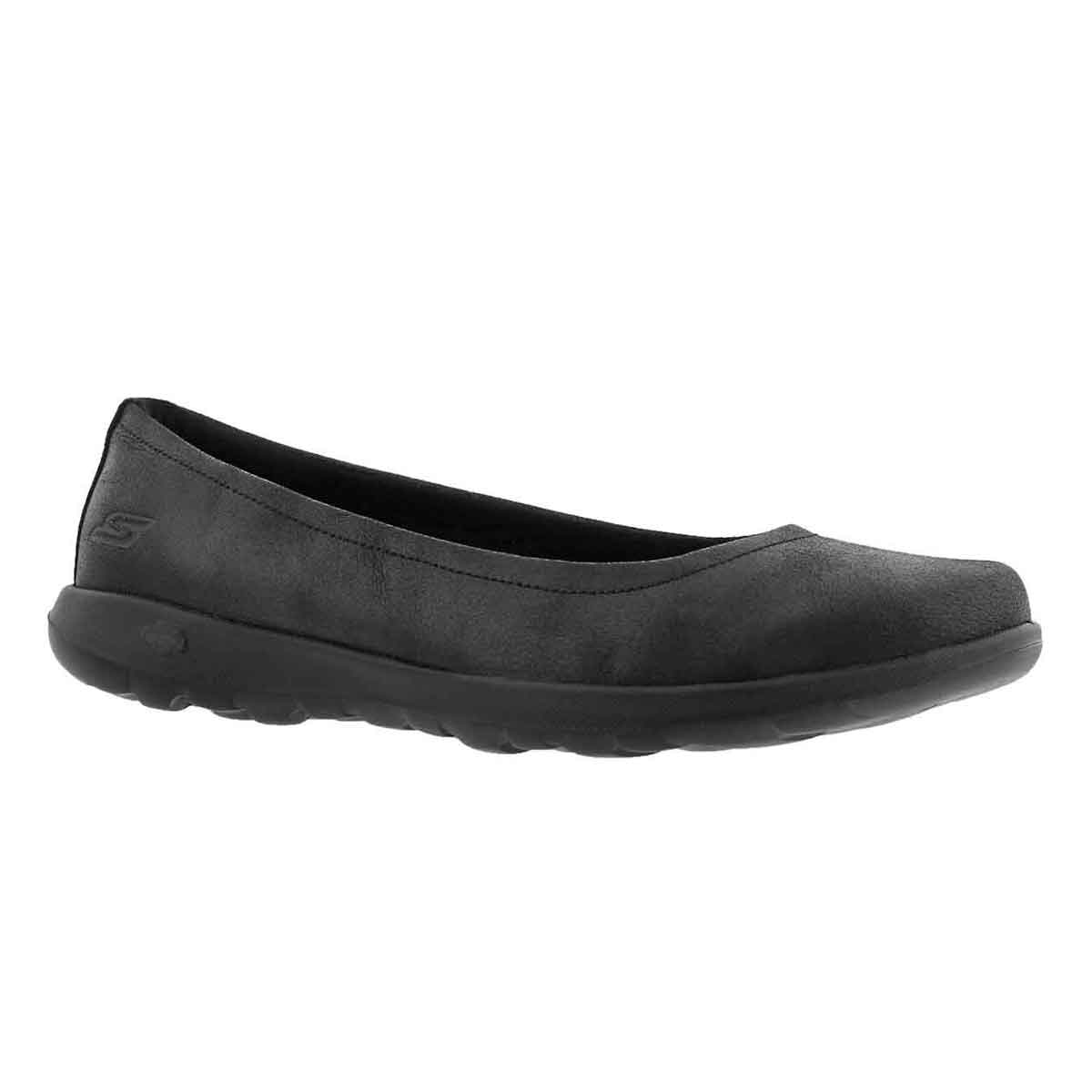 Lds GOWalk Lite Gem black flat