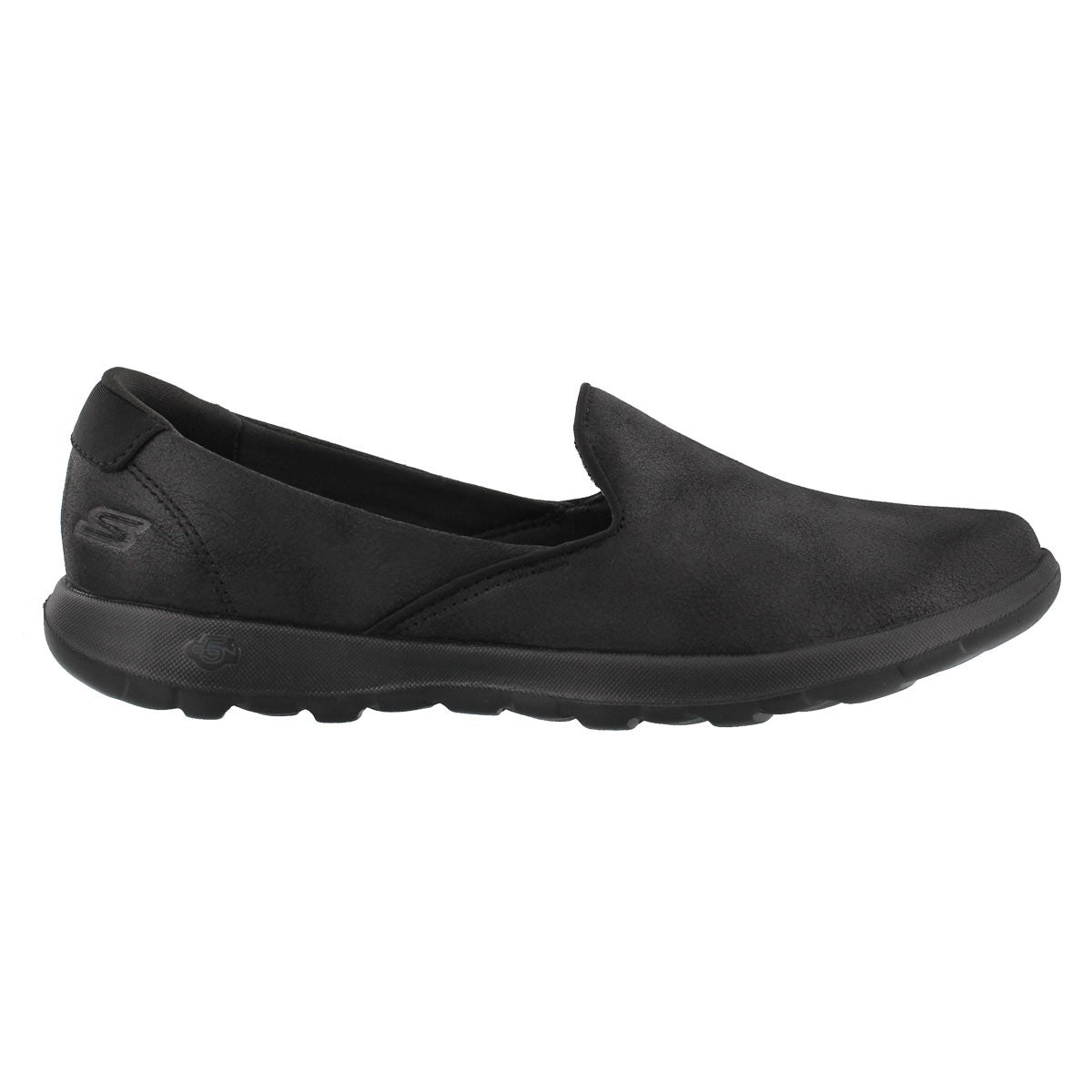 Lds GOWalk Lite Queenly bk slip on shoe