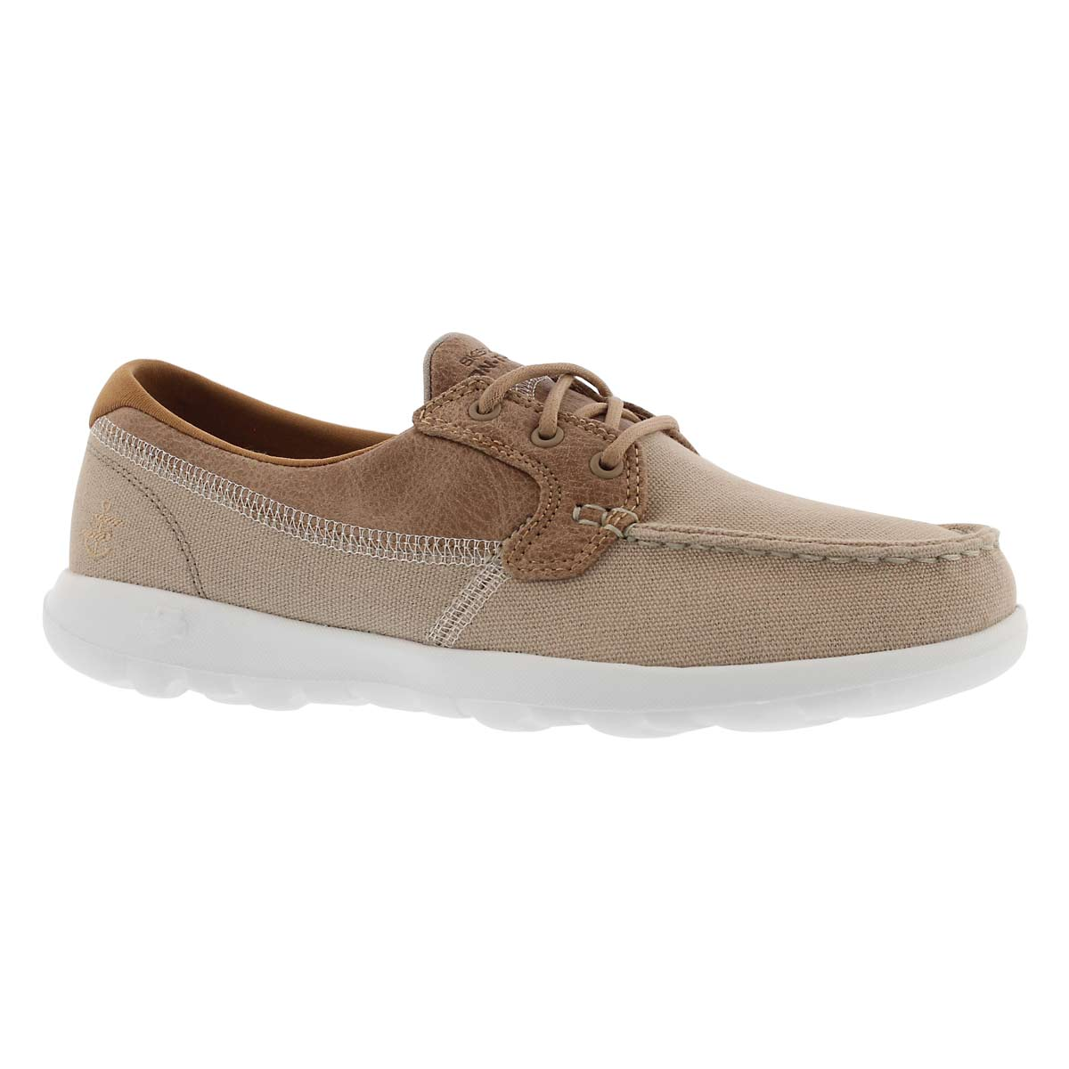 Lds GOwalk Lite Coral natural boat shoe