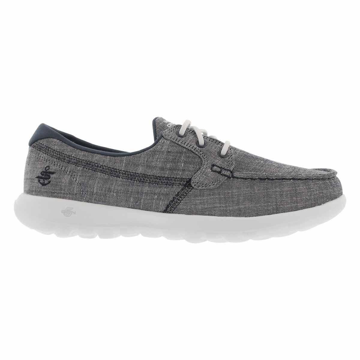 Lds GOwalk Lite Isla navy boat shoe