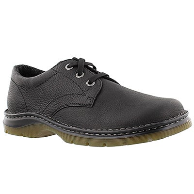 Dr Martens Men's ORDELL black 3-Eye oxfords