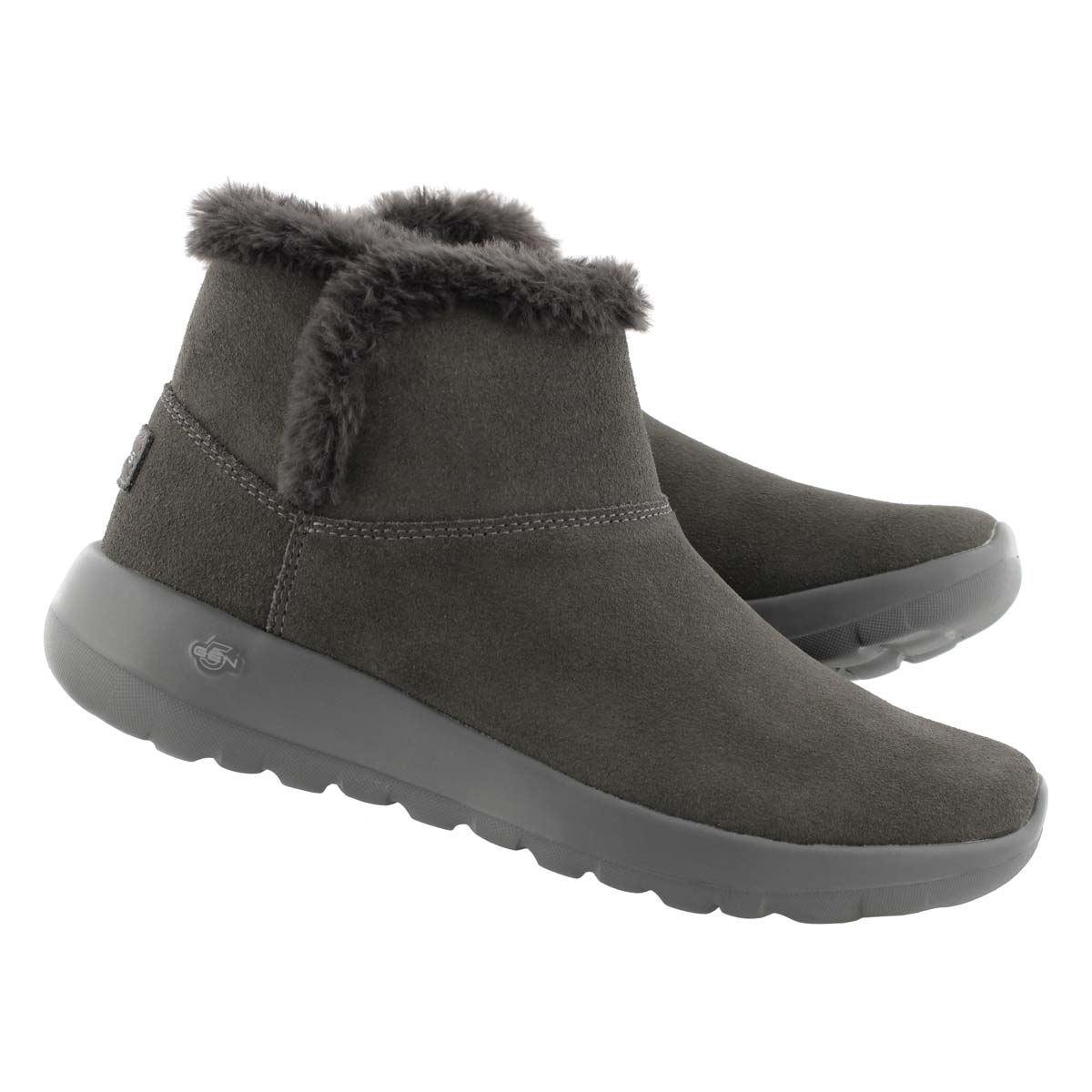 Lds On-The-Go Joy charcoal ankle boot
