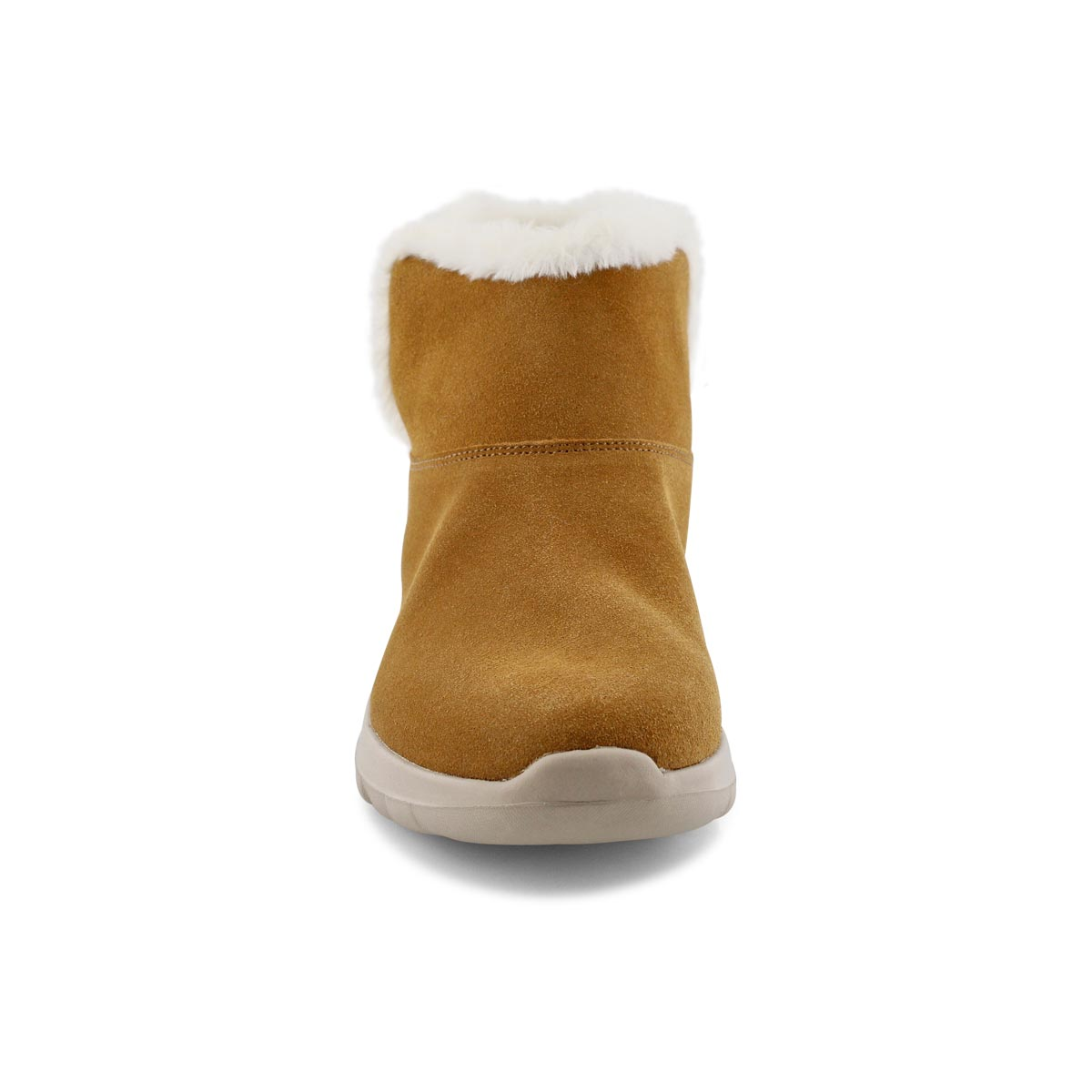 Lds On-The-Go Joy chesnut ankle boot