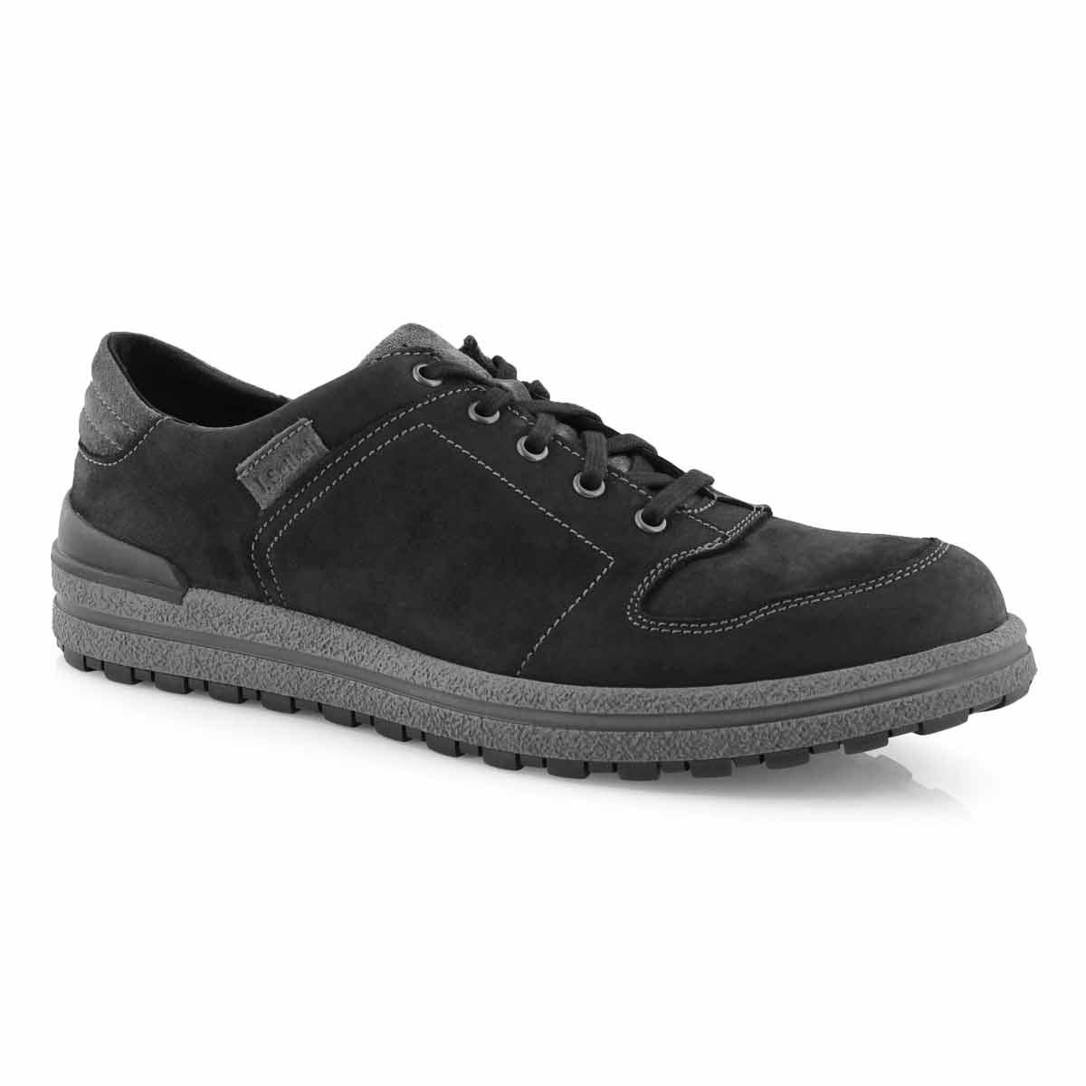 Mns Emil 17 schwarz lace up sneaker