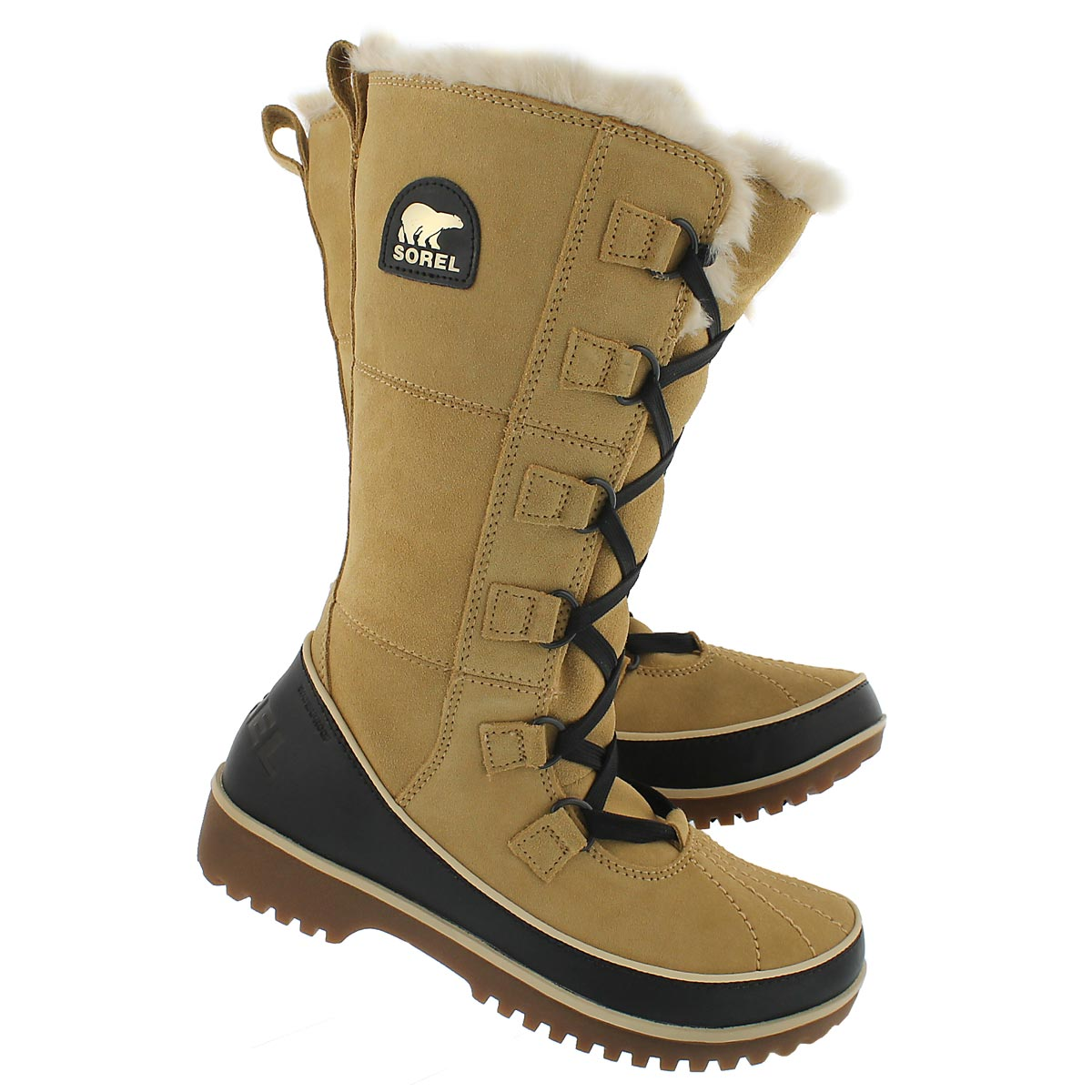 Lds Tivoli High II curry winter boot