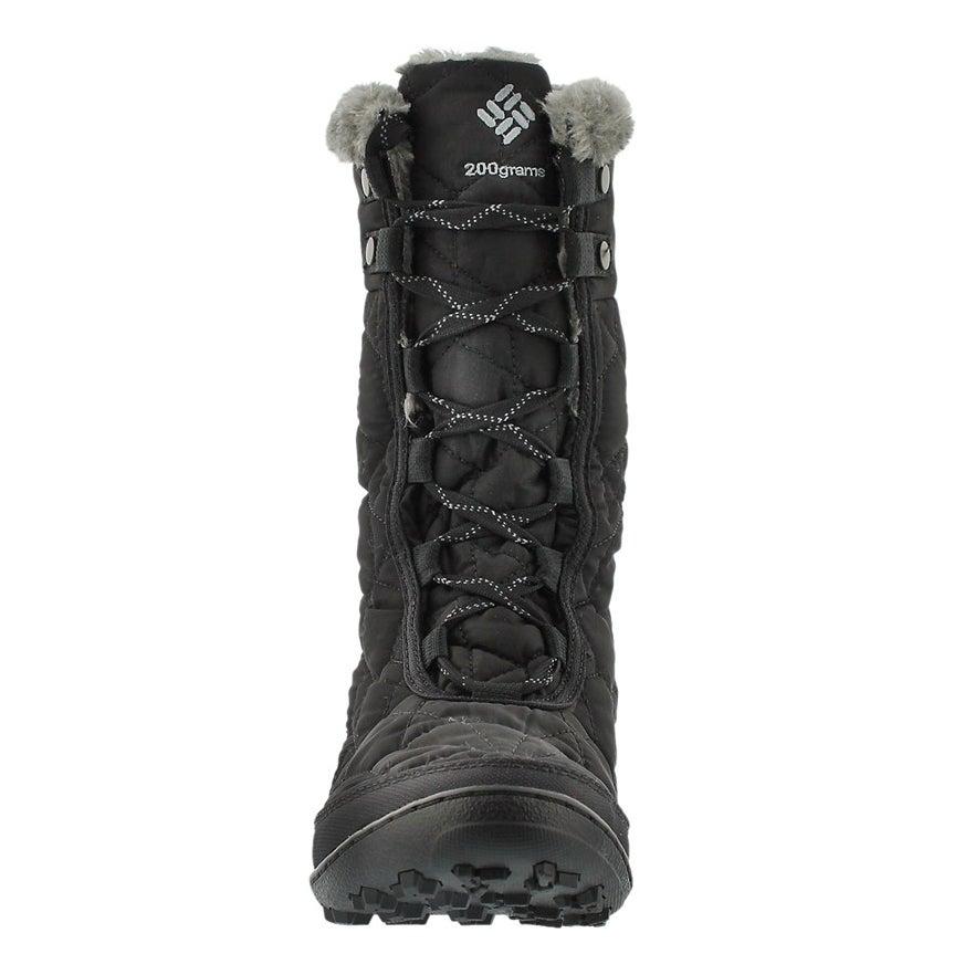 Lds Minx Mid II black winter boot