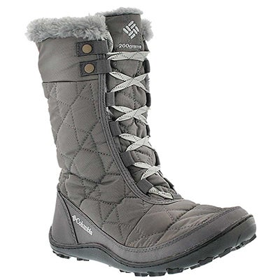 Columbia Women's MINX MID II shale winter boots