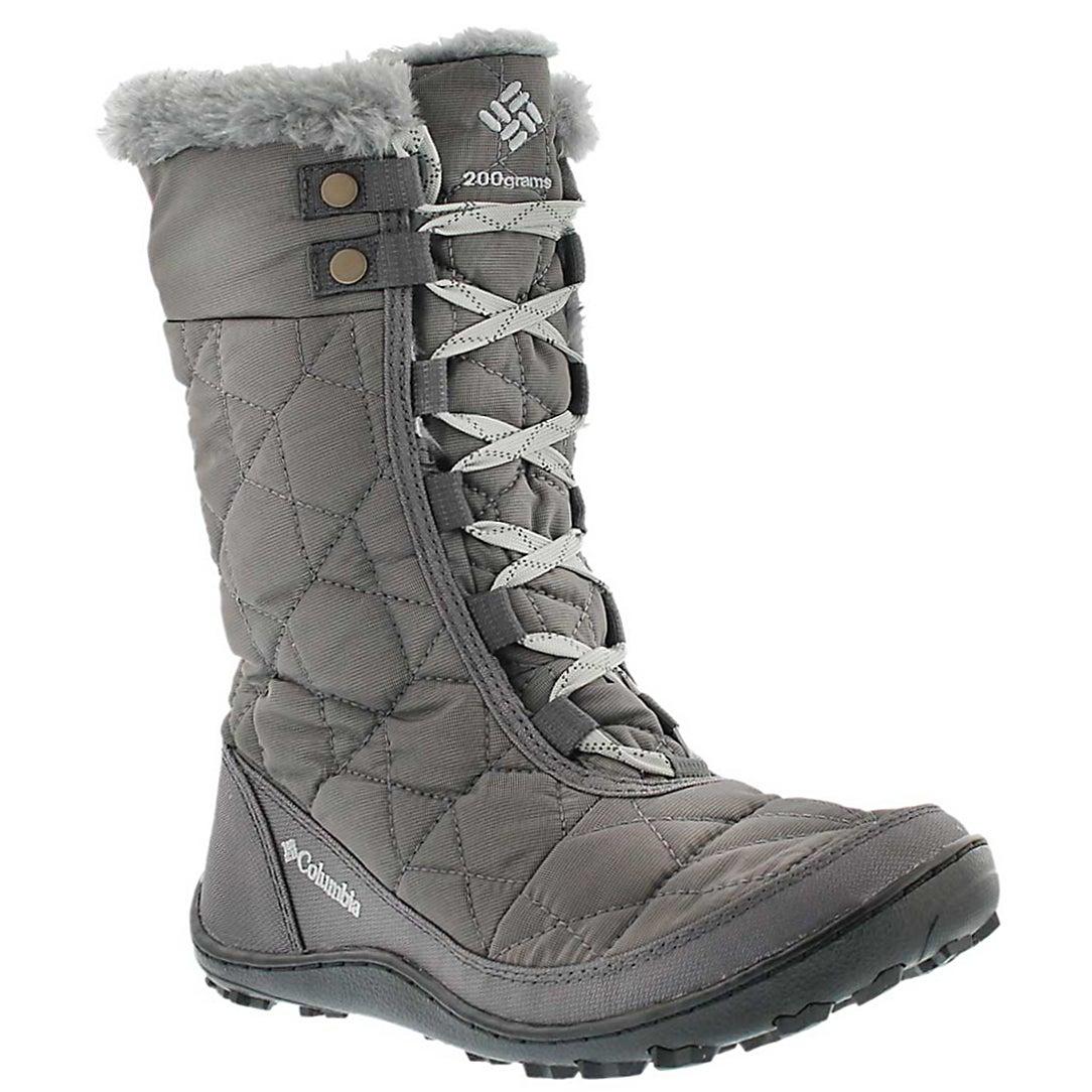 Women's MINX MID II shale winter boots