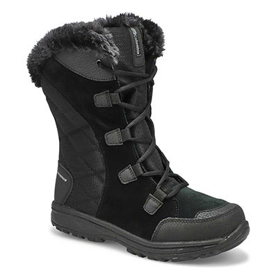 Lds Ice Maiden II black winter boot