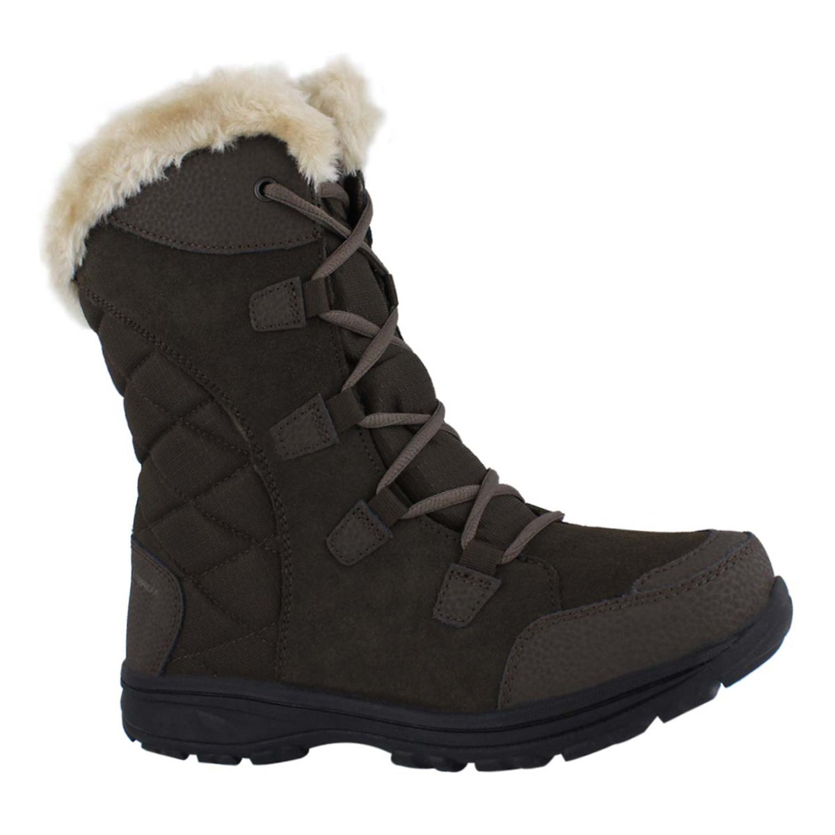 Lds Ice Maiden II cordovan wp wntr boot