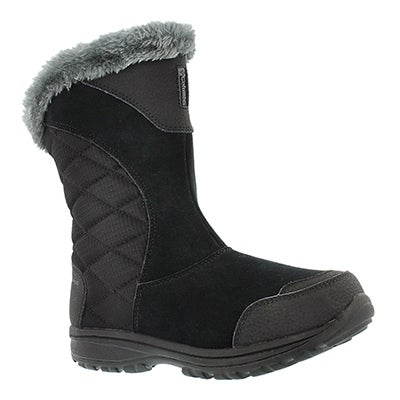 Lds Ice Maiden II Slip blk winter boot