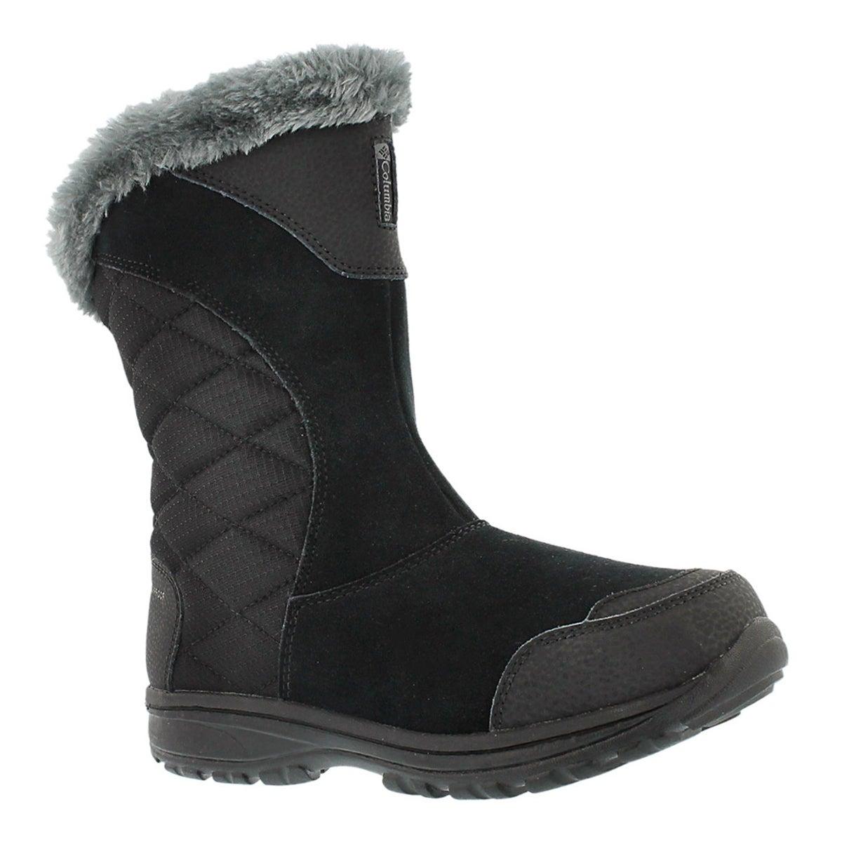 Lds Ice Maiden II Slip blk winter boot